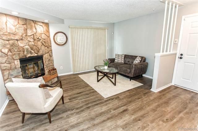 15350 E Arizona Avenue #205, Aurora, CO 80017 (#4542272) :: Kimberly Austin Properties