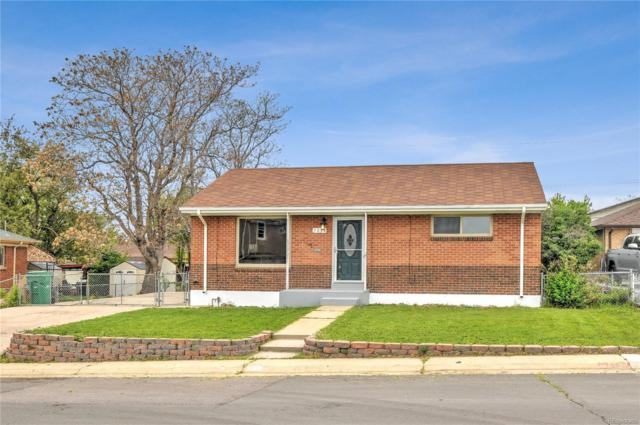 7033 Elati Street, Denver, CO 80221 (MLS #4542381) :: 8z Real Estate