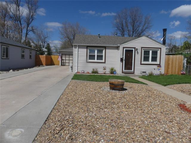 5275 Dover Street, Arvada, CO 80002 (#4542491) :: The Griffith Home Team