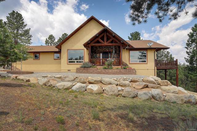 13103 County Road 261, Nathrop, CO 81236 (#4542623) :: The DeGrood Team