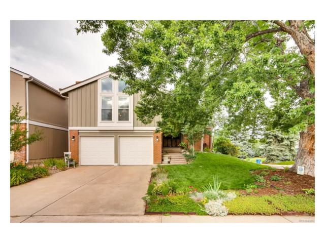 2957 S Newark Place, Aurora, CO 80014 (MLS #4542711) :: 8z Real Estate