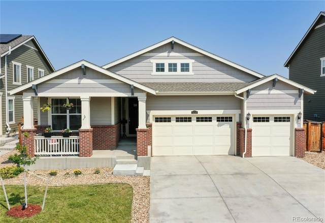 5233 E 140th Place, Thornton, CO 80602 (#4542821) :: iHomes Colorado