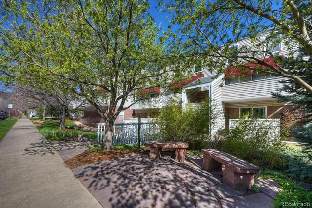 1111 Maxwell Avenue #109, Boulder, CO 80304 (#4542851) :: The HomeSmiths Team - Keller Williams