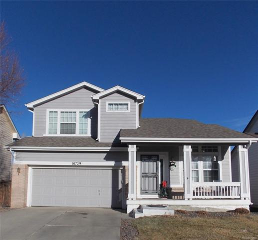 10729 W 107th Circle, Westminster, CO 80021 (MLS #4542857) :: 8z Real Estate