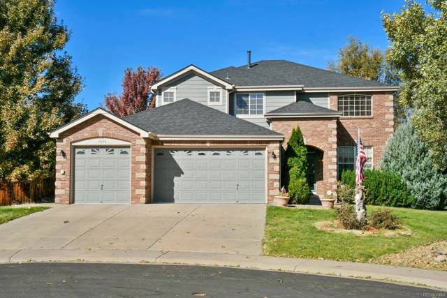 17179 E Hawksbead Drive, Parker, CO 80134 (#4542977) :: The Peak Properties Group