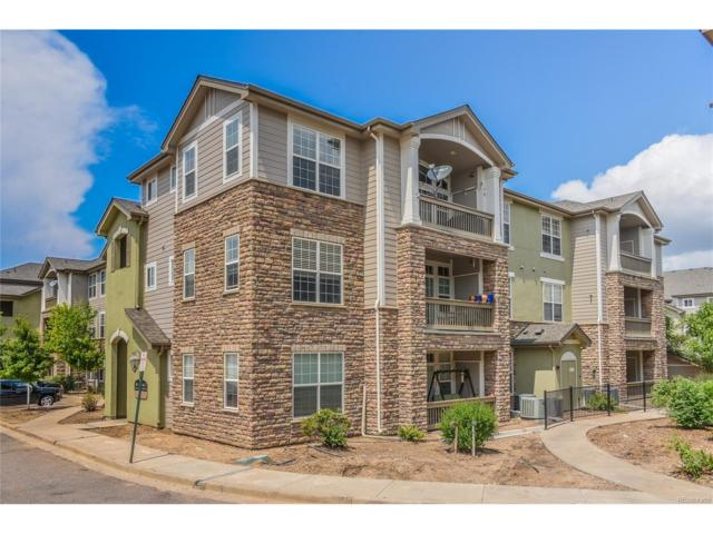1560 Olympia Circle #305, Castle Rock, CO 80104 (MLS #4544083) :: 8z Real Estate