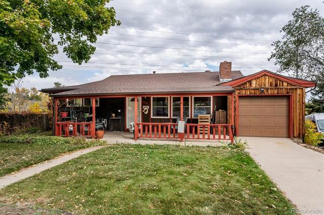 10051 W 9th Drive, Lakewood, CO 80215 (#4544110) :: The DeGrood Team