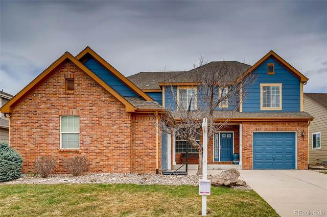 23377 Song Bird Hills Place, Parker, CO 80138 (#4544679) :: The Dixon Group