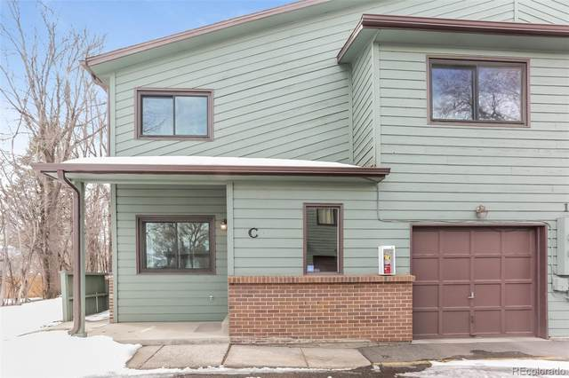10250 W Jewell Avenue C, Lakewood, CO 80232 (#4544974) :: The DeGrood Team