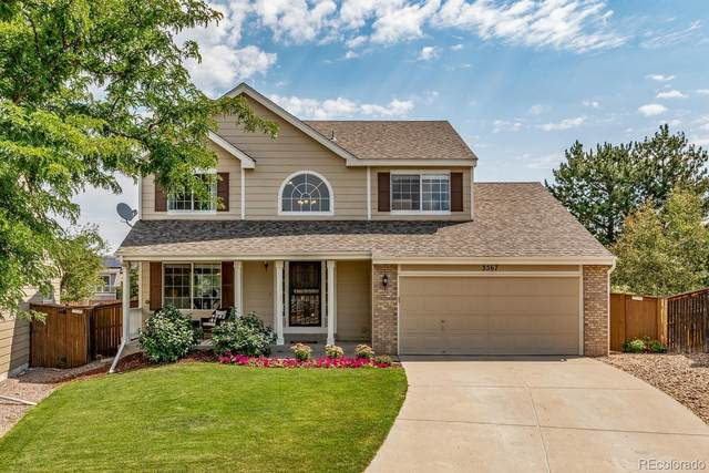 3567 Boardwalk Circle, Highlands Ranch, CO 80129 (#4545070) :: The DeGrood Team