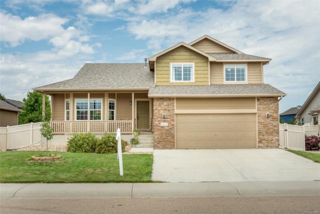 5317 Roadrunner Avenue, Firestone, CO 80504 (MLS #4545145) :: Kittle Real Estate
