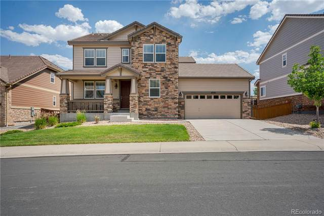 6722 Esmeralda Drive, Castle Rock, CO 80108 (#4545201) :: Compass Colorado Realty