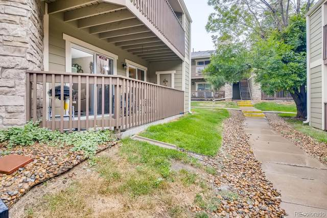 3480 S Eagle Street #101, Aurora, CO 80014 (MLS #4545351) :: Wheelhouse Realty
