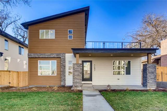 1489 S Jackson Street, Denver, CO 80210 (#4546137) :: Venterra Real Estate LLC