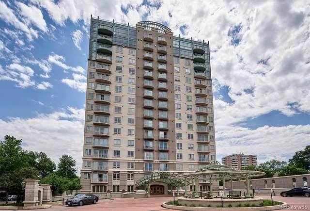 400 E 3rd Avenue #1204, Denver, CO 80203 (#4546612) :: Wisdom Real Estate