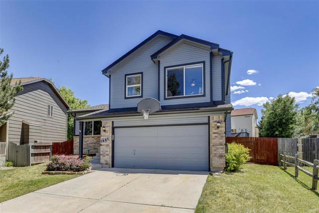 1651 S Canoe Creek Drive, Colorado Springs, CO 80906 (MLS #4546637) :: 8z Real Estate