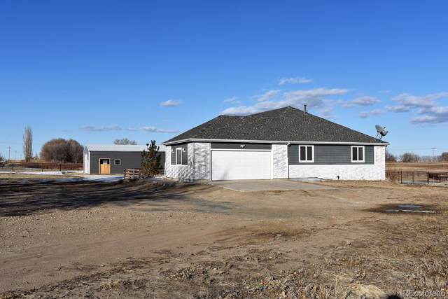 37868 County Road 59, Eaton, CO 80615 (#4546695) :: The DeGrood Team