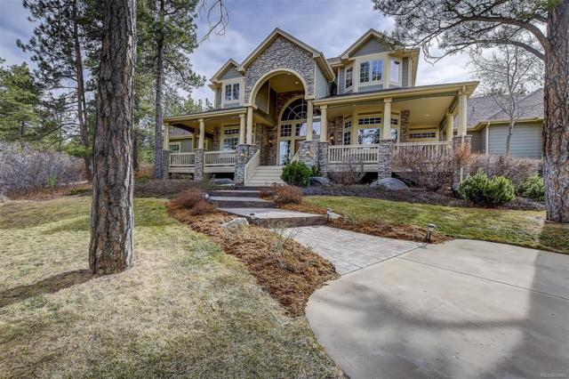 1904 Senecio Drive, Larkspur, CO 80118 (MLS #4546775) :: 8z Real Estate