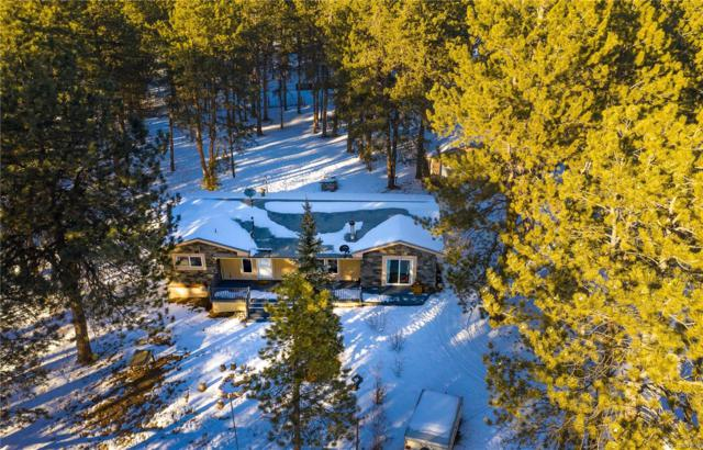 4B Kendora Lane, Woodland Park, CO 80863 (#4546785) :: The Dixon Group