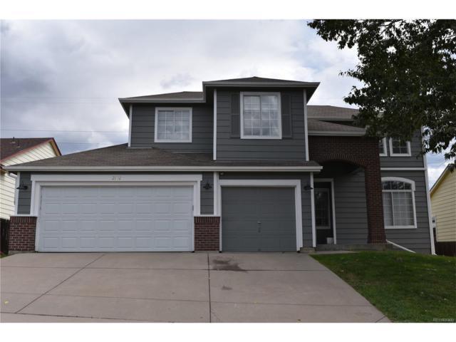 2182 S Zeno Street, Aurora, CO 80013 (MLS #4547089) :: 8z Real Estate