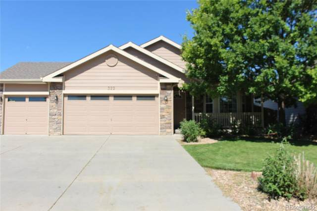 322 Alabaster Way, Johnstown, CO 80534 (#4547152) :: The Gilbert Group