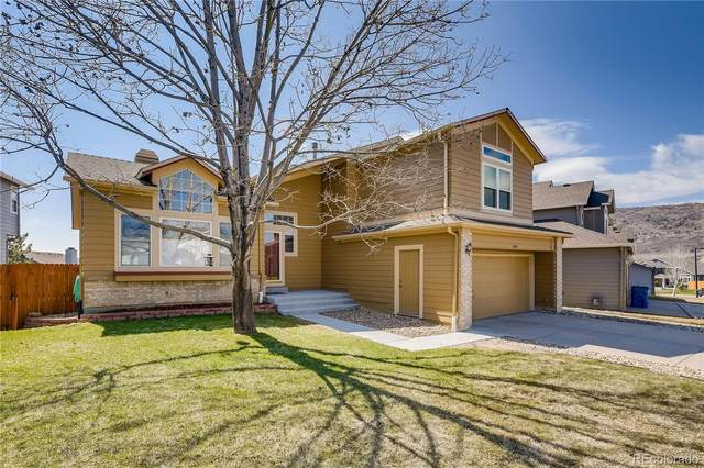 6425 S Wright Street, Littleton, CO 80127 (#4547201) :: Mile High Luxury Real Estate