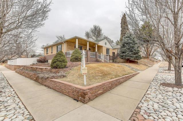 3501 Newton Street, Denver, CO 80211 (MLS #4547347) :: 8z Real Estate