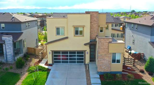 10103 Uravan Street, Commerce City, CO 80022 (#4547385) :: Real Estate Professionals