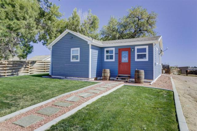 12830 County Road 74, Eaton, CO 80615 (#4547404) :: Wisdom Real Estate