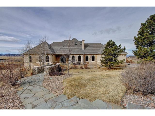 8621 Coachlight Way, Littleton, CO 80125 (MLS #4547789) :: 8z Real Estate