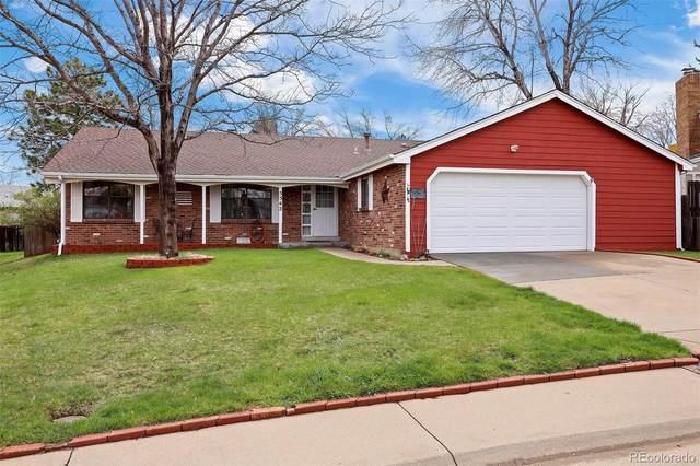 5542 S Kline Court, Littleton, CO 80127 (#4548102) :: Wisdom Real Estate