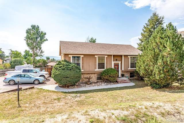 3947 Collins Street, Castle Rock, CO 80108 (#4549152) :: The Griffith Home Team
