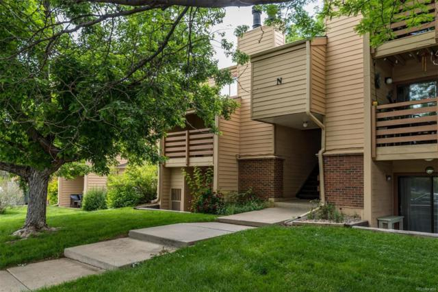 7395 E Eastman Avenue N104, Denver, CO 80231 (#4549542) :: The Galo Garrido Group