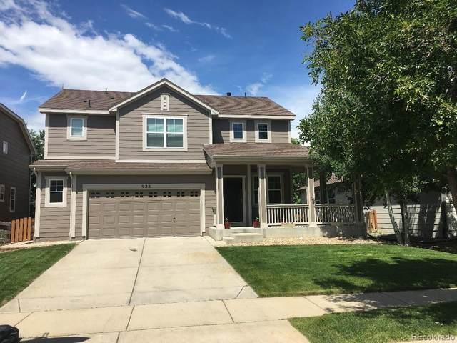 928 Petras Street, Erie, CO 80516 (MLS #4549544) :: Kittle Real Estate