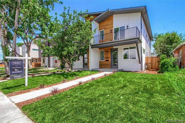 2425 S Bannock Street, Denver, CO 80223 (#4550180) :: The HomeSmiths Team - Keller Williams