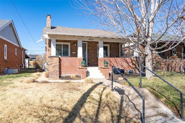 4327 Vallejo Street, Denver, CO 80211 (#4550232) :: The Griffith Home Team