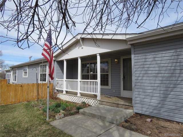 789 S 5th Avenue, Brighton, CO 80601 (MLS #4550551) :: 8z Real Estate