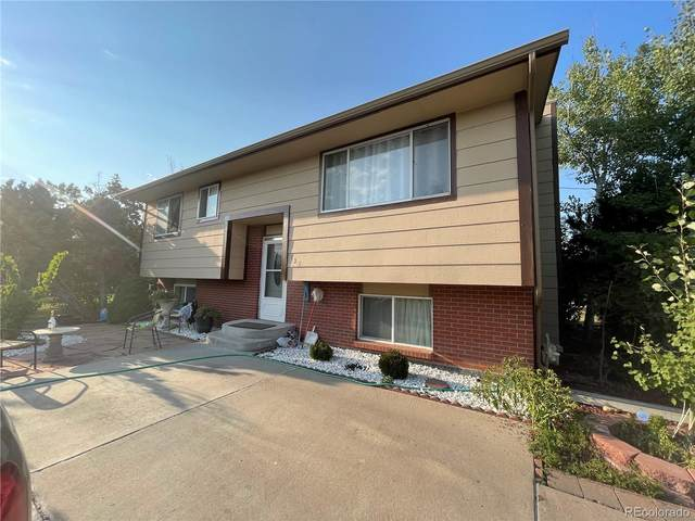 735 S Harlan Street, Lakewood, CO 80226 (#4550650) :: The Artisan Group at Keller Williams Premier Realty