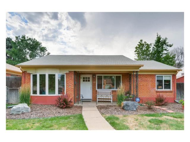 1165 S Harrison Street, Denver, CO 80210 (MLS #4551276) :: 8z Real Estate