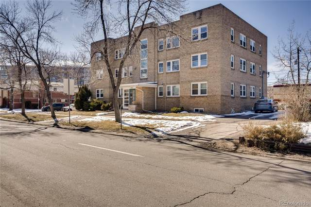 505 N Logan Street #14, Denver, CO 80203 (#4551429) :: The Heyl Group at Keller Williams