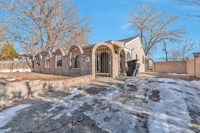 274 S Zenobia Street, Denver, CO 80219 (MLS #4551707) :: 8z Real Estate
