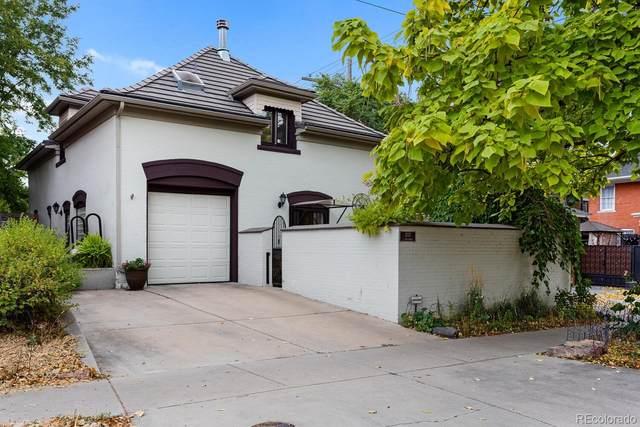 1222 E 11th Avenue, Denver, CO 80218 (#4552578) :: Wisdom Real Estate