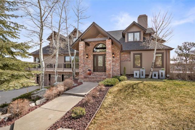 98 Indian Paintbrush Drive, Golden, CO 80401 (#4552983) :: The Galo Garrido Group