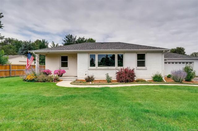 85 S Garrison Street, Lakewood, CO 80226 (#4553029) :: The Peak Properties Group