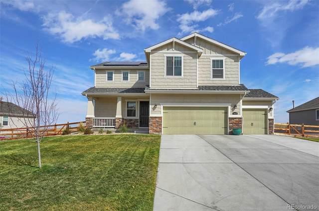 5609 En Joie Place, Elizabeth, CO 80107 (MLS #4553117) :: Kittle Real Estate