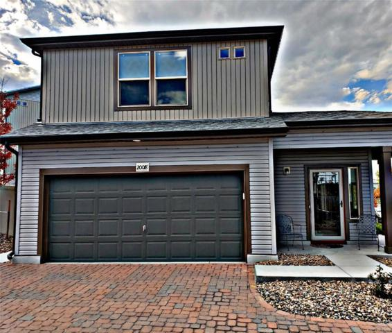 20018 E 48th Place, Denver, CO 80249 (#4553245) :: The Dixon Group