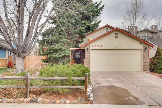 1235 S Dahlia Street, Denver, CO 80246 (#4553321) :: Sellstate Realty Pros