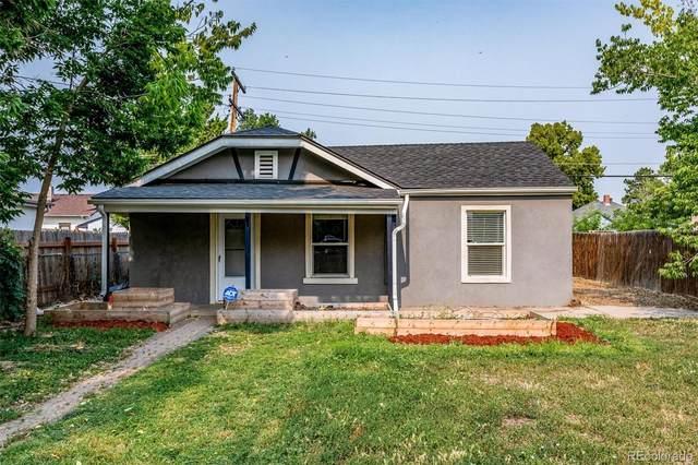 1545 N Dallas Street, Aurora, CO 80010 (#4553883) :: The Colorado Foothills Team | Berkshire Hathaway Elevated Living Real Estate