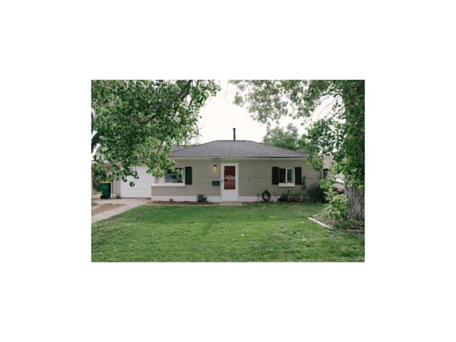 4315 S Elati Street, Englewood, CO 80110 (MLS #4554240) :: 8z Real Estate