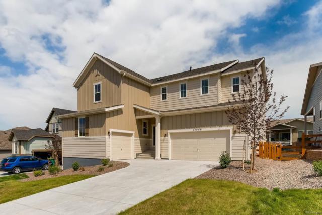 17448 W 95th Avenue, Arvada, CO 80007 (#4554423) :: Wisdom Real Estate